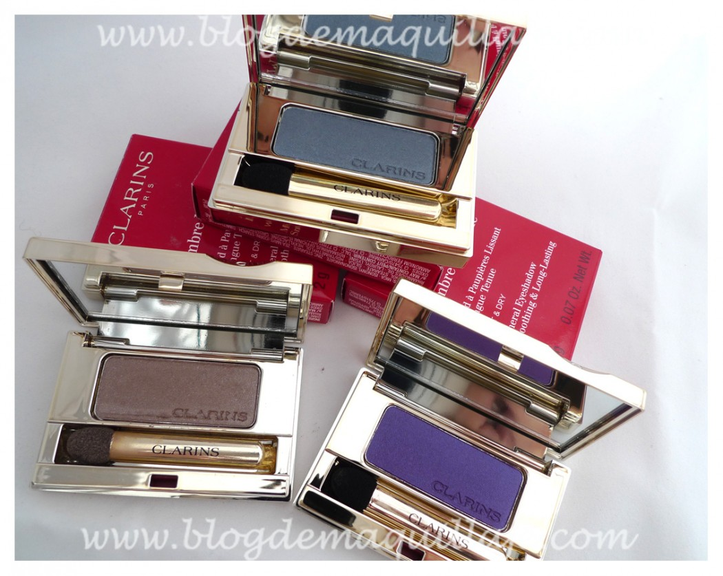 Sombras minerales Clarins