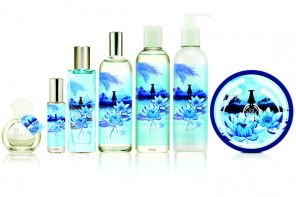 Fijian Water Lotus, el nuevo aroma de The Body Shop