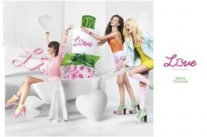 La fragancia del amor: Perfume Tous Love