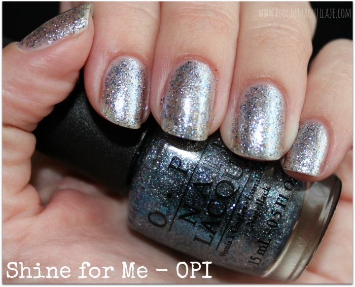 Shine for Me - OPI 50 Sombras de Grey