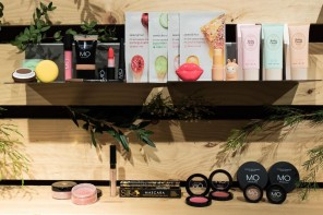 Algunos productos de Miin Cosmetics (foto: The Beauty Lounge)