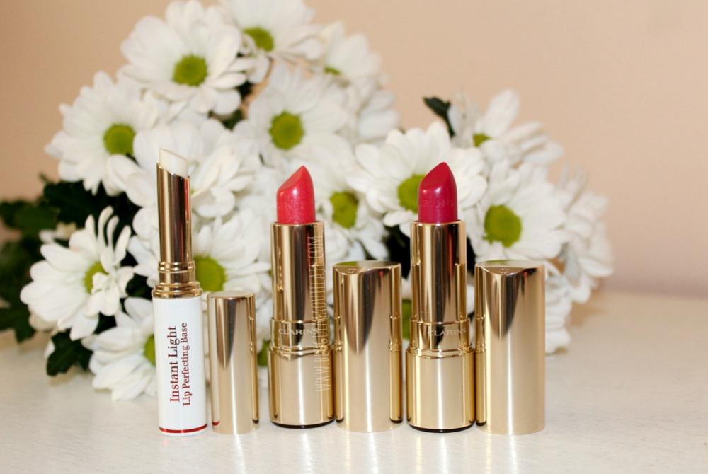 Barras de labios Joli Rouge Brillant de Clarins