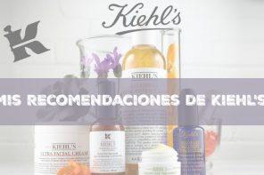 4 novedades de Kiehl's que no puedes perderte