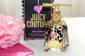 Nueva fragancia  I ♥ Juicy Couture