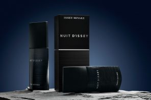 Nuit d'Issey Parfum, una fragancia masculina