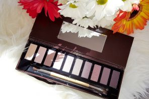 Paleta de sombras de ojos Clarins The Essentials