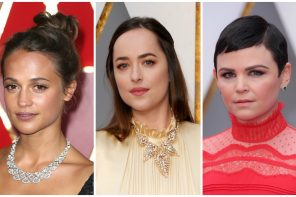 4 looks de belleza horribles de los Oscars 2017