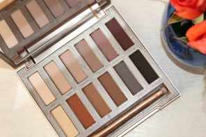 La paleta de sombras más mate de Urban Decay: Naked Ultimate Basics