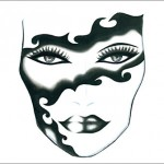 Mac Halloween Face Charts 9