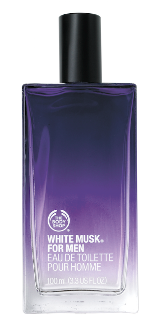 Agua de colonia White Musk for Men de The Body Shop