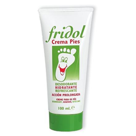 Crema de pies Fridol