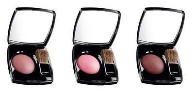 Colección de maquillaje Contrastes de Chanel