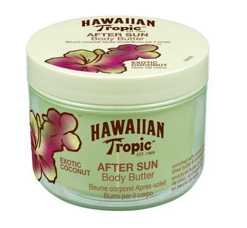 Body Butter Exotic Coconut After Sun de Hawaiian Tropic