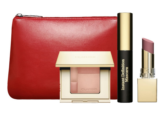 Mini kit Look Party de Clarins
