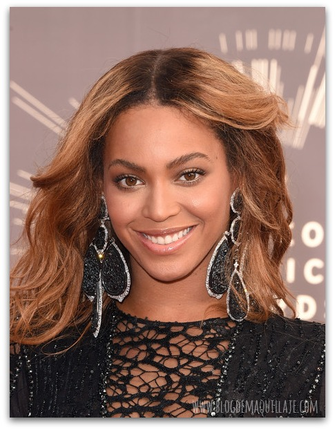 Beyoncé en la gala de entrega de los premios MTV Video Awards 2014