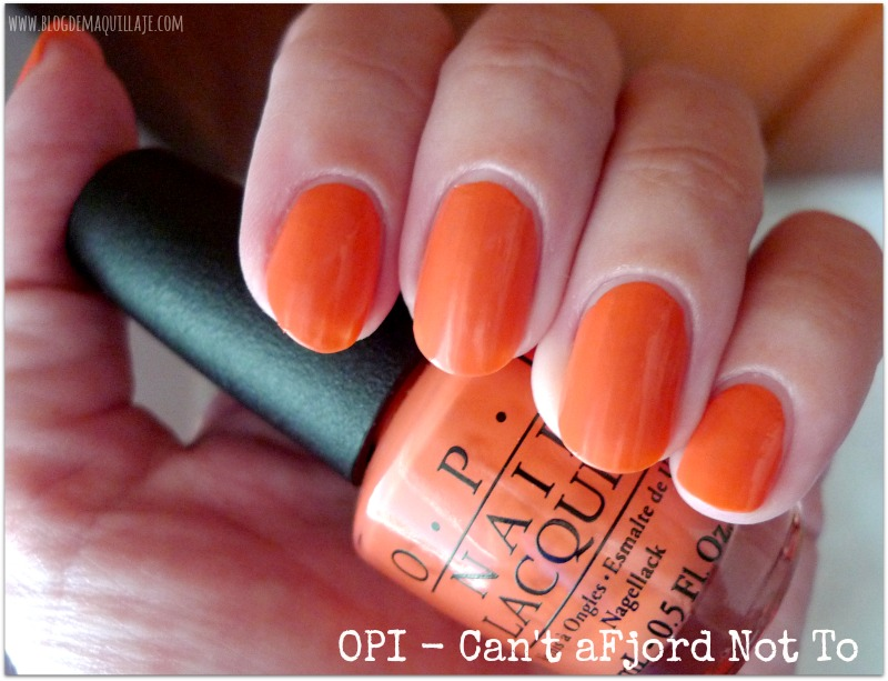 Can't aFjörd not to - OPI
