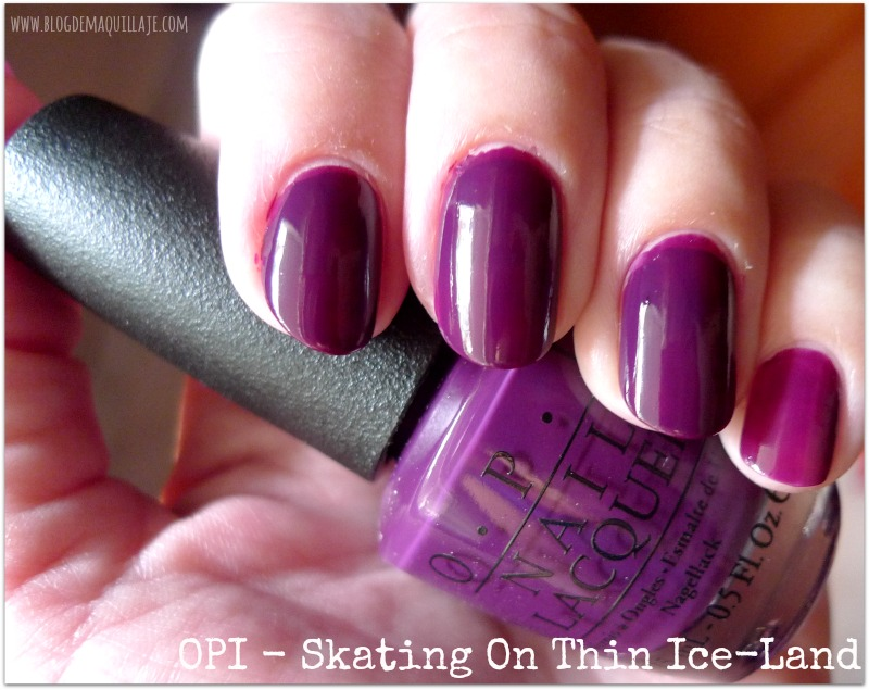 Skating on a Thin Ice-Land - OPI