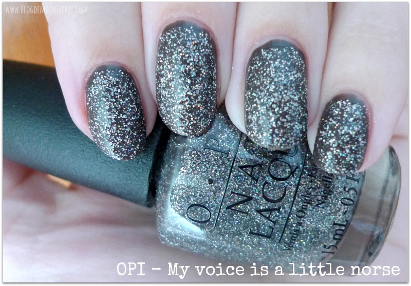 My Voice is a little bit Norse - OPI