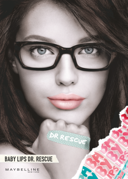 Baby lips Dr Rescue Maybelline
