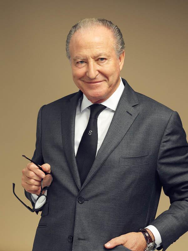 El perfumista Alberto Morillas