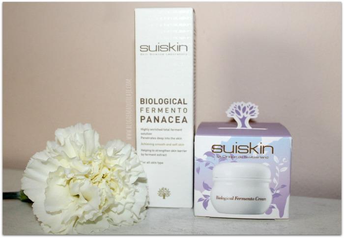 Esencia y Crema Biological Fermento Panacea de Suiskin