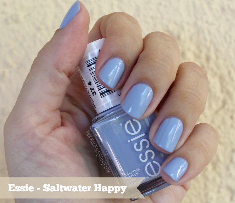 Colección de esmaltes de uñas Essie para verano 2015 -