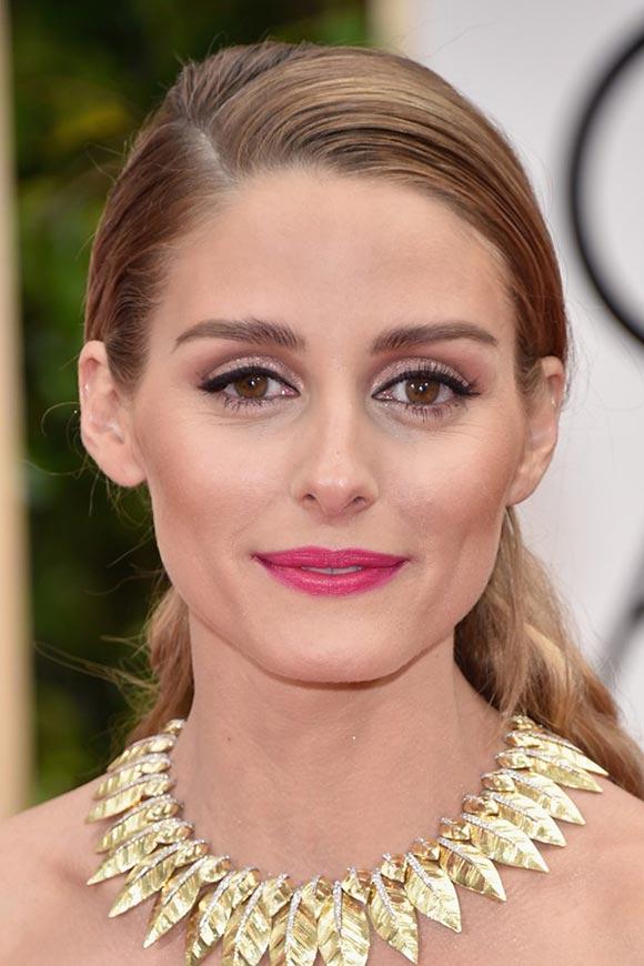 2016_Golden_Globes_hair_makeup_beauty_Olivia_Palermo