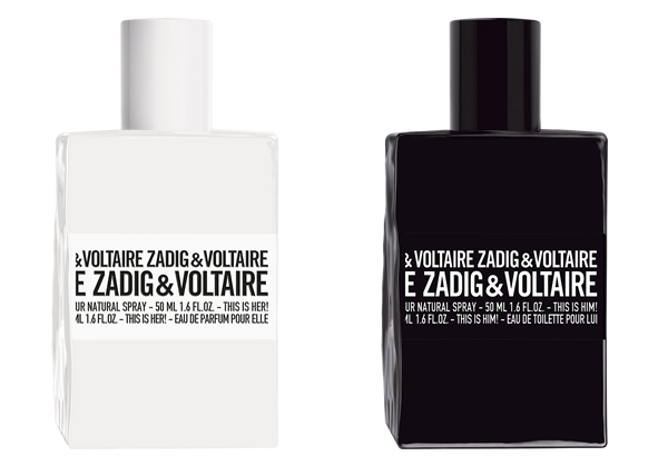 los nuevos perfumes de zadig voltaire. Black Bedroom Furniture Sets. Home Design Ideas