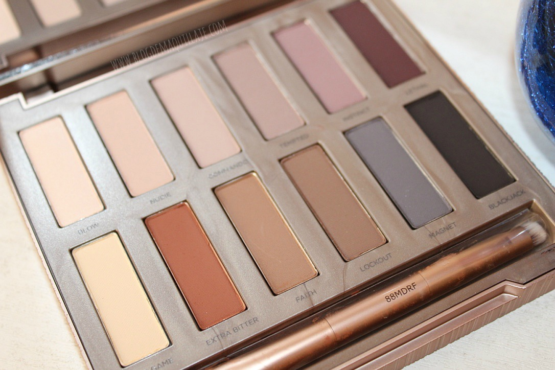 paleta Naked Ultimate Basics