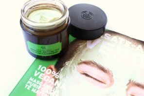 Mascarilla purificante de té matcha The Body Shop