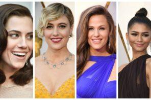 Los mejores looks de belleza de los Oscars 2018