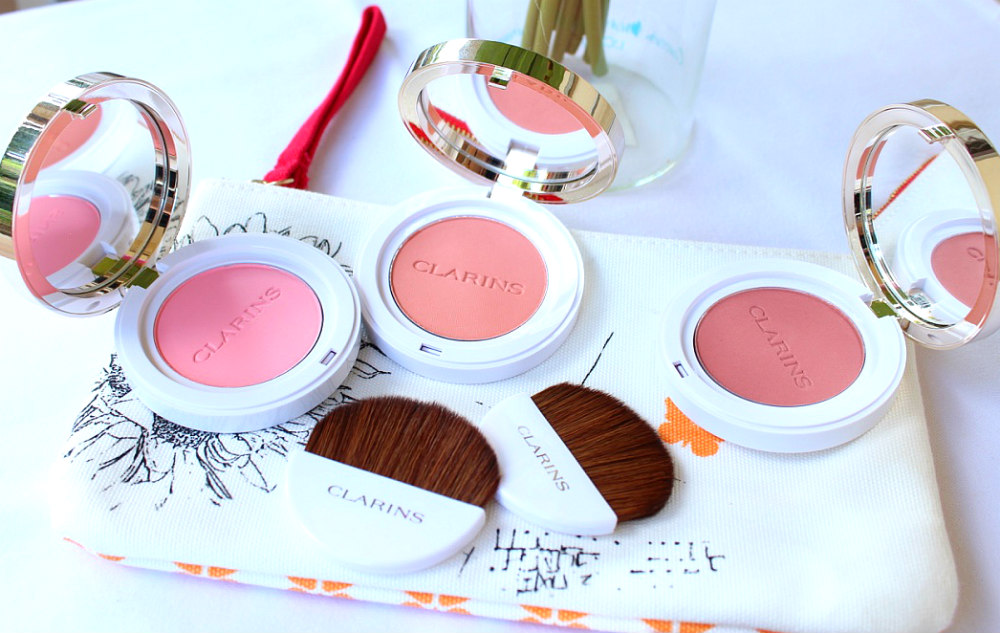 coloretes jolie blush de clarins