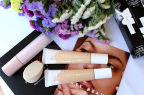 La Base de maquillaje de Rihanna, Pro Filt'r Hydrating Longwear Foundation by Fenty Beauty