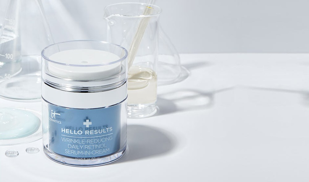 Sérum con retinol Hello Results de IT Cosmetics