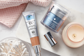 Hello Results IT Cosmetics sérum con retinol y BB Cream