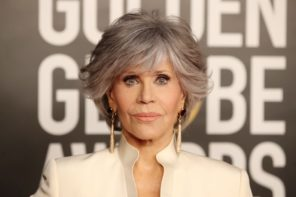Jane Fonda Golden Globes 2021