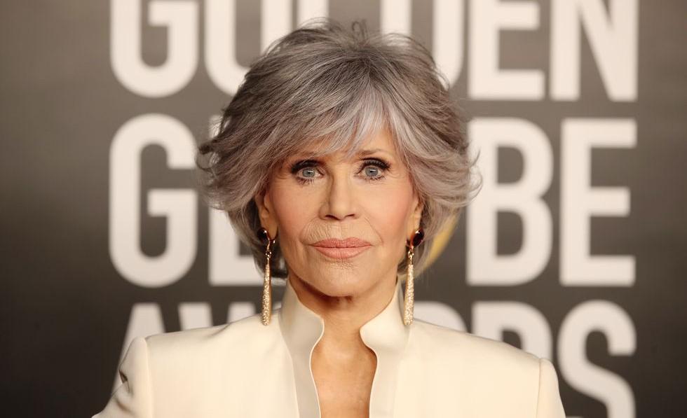 Jane Fonda Golden Globes 2021