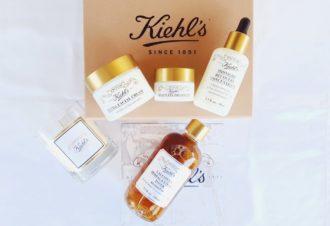 Edición limitada de los productos cosméticos más icónicos de Kiehl's en el 170 aniversario de la marca.
