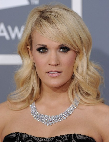 Ahumado perfecto para Carrie Underwood
