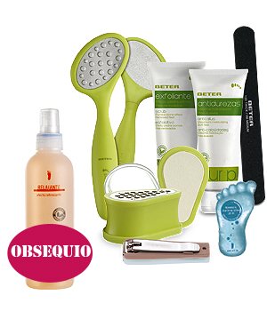 Kit Top Pedicure de Beter
