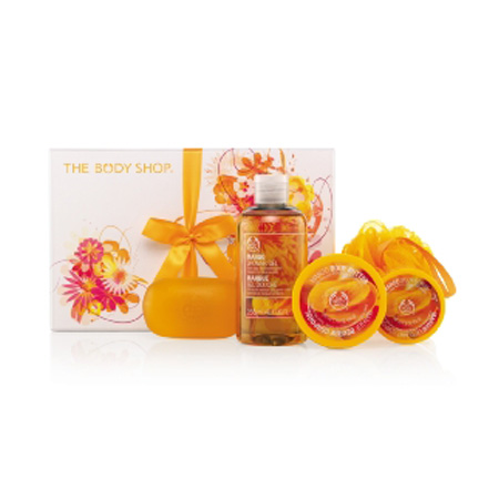 Pack de regalo de mango, de The Body Shop