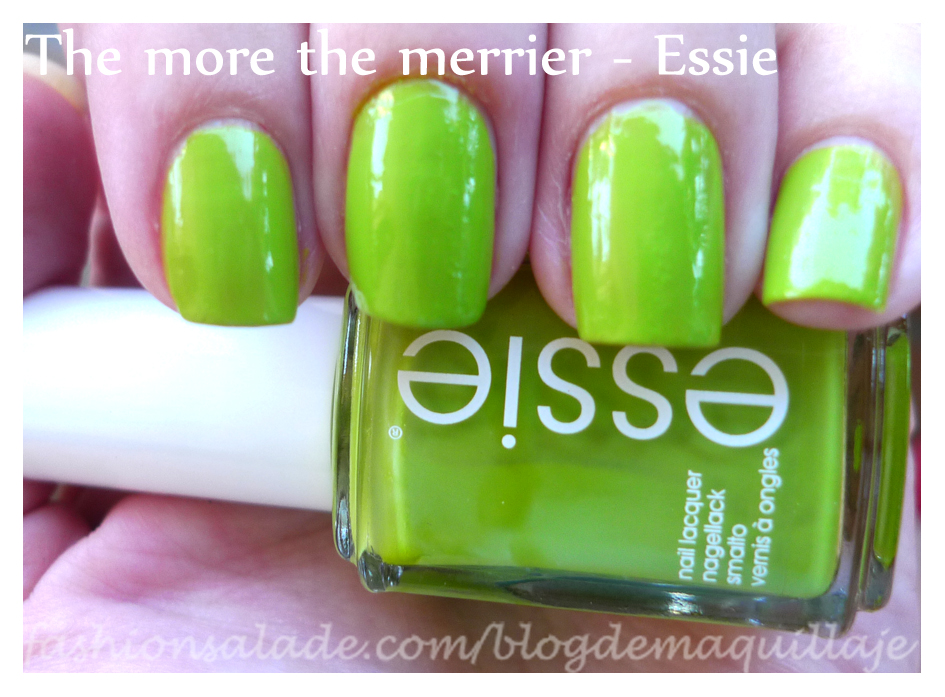 The More the Merrier de Essie