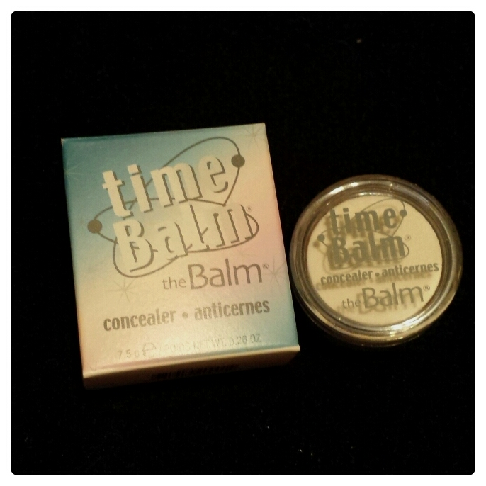 Corrector Time Balm de The Balm, mi regalo de Birchbox