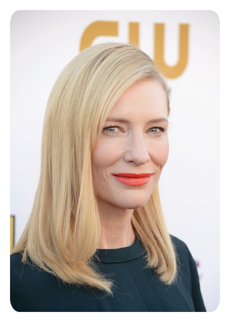Cate Blanchett en los Critics' Choice Awards