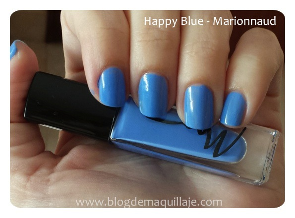 Esmalte de uñas Happy Blue de Marionnaud