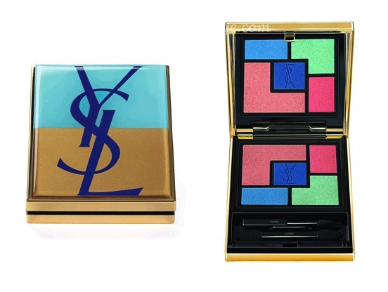 Paleta Summer Collector de Yves Saint Laurent